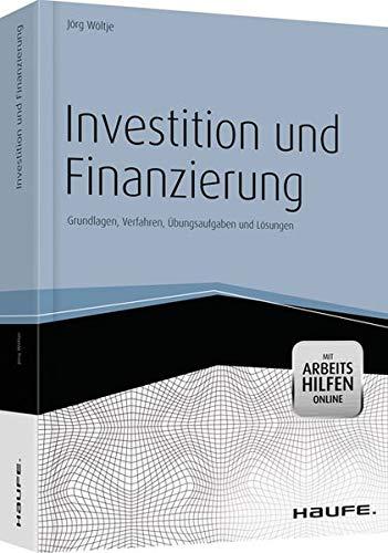 9783648032329: Investition und Finanzierung - mit Arbeitshilfen online
