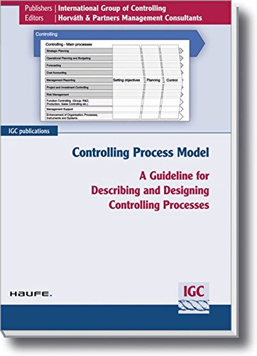 9783648032657: Controlling Process Model: Ten main controlling processes, which are described concisely and illustrated graphically