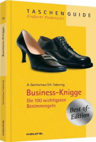 9783648035900: Business-Knigge: Die 100 wichtigsten Benimmregeln