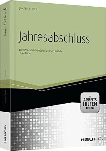 Jahresabschluss - mit Arbeitshilfen online: Joachim S. Tanski
