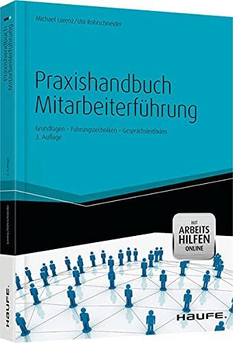 9783648037232: Praxishandbuch Mitarbeiterf�hrung: Grundlagen - F�hrungstechniken - Gespr�chsleitf�den