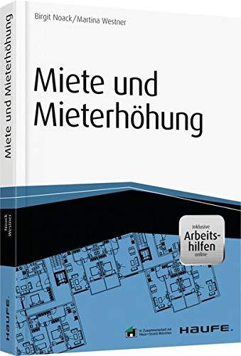 9783648056905: Miete und Mieterhöhung inkl. Arbeitshilfen online