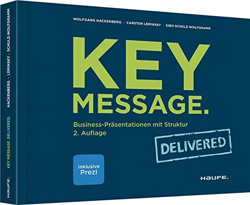 Key Message. Delivered: Wolfgang Hackenberg
