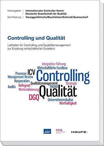9783648063132: Vieregge, R: Controlling und Qualit�t