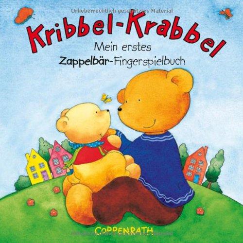 9783649602903: Kribbel-Krabbel: Mein erstes Zappelbar-Fingerspielbuch