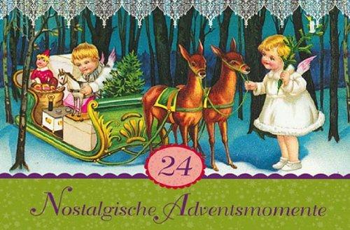 9783649603252: 24 Nostalgische Adventsmomente