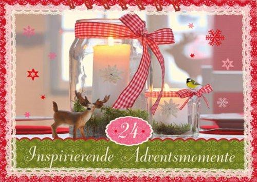 9783649603269: 24 Inspirierende Adventsmomente, Mini-Tischadventskalender