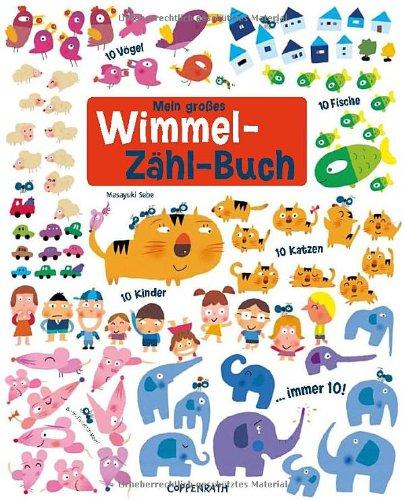 9783649603962: Mein großes Wimmel-Zähl-Buch
