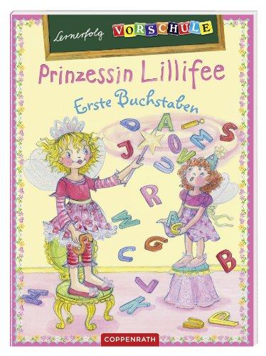 9783649604556: Lernerfolg Vorschule: Prinzessin Lillifee - Erste Buchstaben
