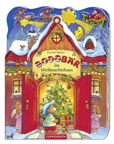 9783649604921: Bodo Bär im Weihnachtshaus