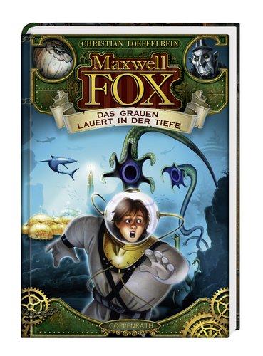 9783649605843: Maxwell Fox - Das Grauen lauert in der Tiefe