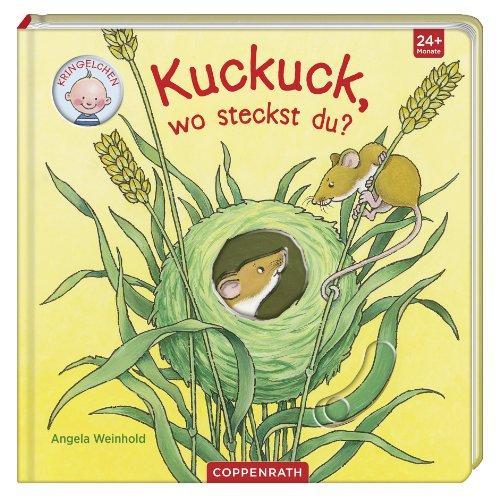 Kuckuck, wo steckst du?: Weinhold Angela