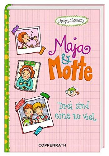 9783649609490: Maja & Motte 02 - Drei sind eine zu viel