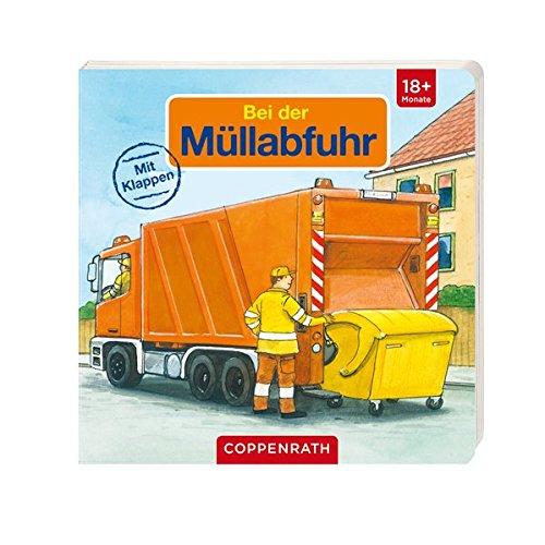9783649610199: Meine allerliebsten Fahrzeuge - Bei der Müllabfuhr