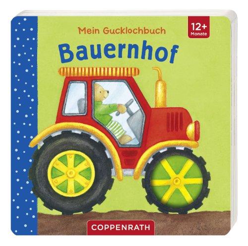 9783649610342: Mein Gucklochbuch: Bauernhof
