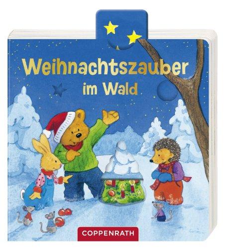 9783649610403: Schieben und entdecken: Weihnachtszauber im Wald: Ab 18 Monate