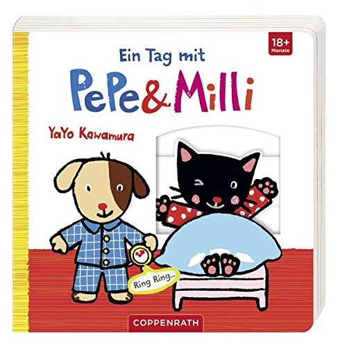 9783649610434: Ein Tag mit PePe & Milli: Ab 18 Monate