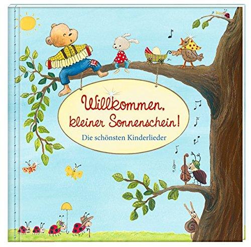9783649612919: Willkommen, kleiner Sonnenschein! Geschenkbuch mit Kuvert