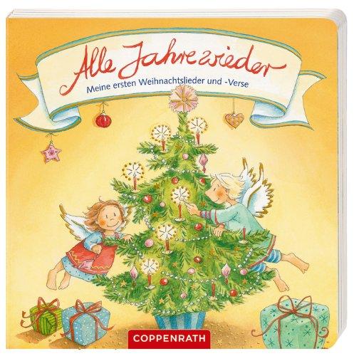 9783649613404: Alle Jahre wieder: Meine ersten Weihnachtslieder und -Verse