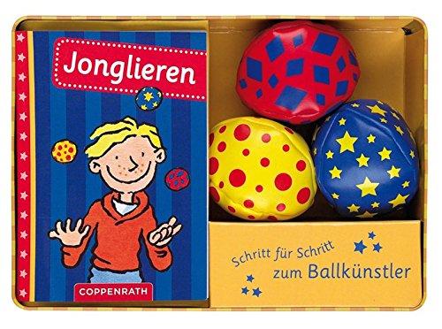 9783649613848: Jonglieren - Schritt für Schritt zum Ballkünstler