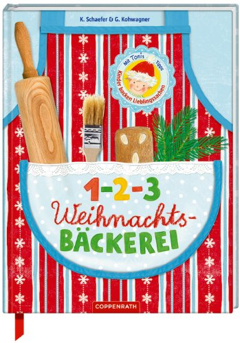 9783649614234: 1-2-3 Weihnachtsbäckerei: Kinder backen Lieblingssachen