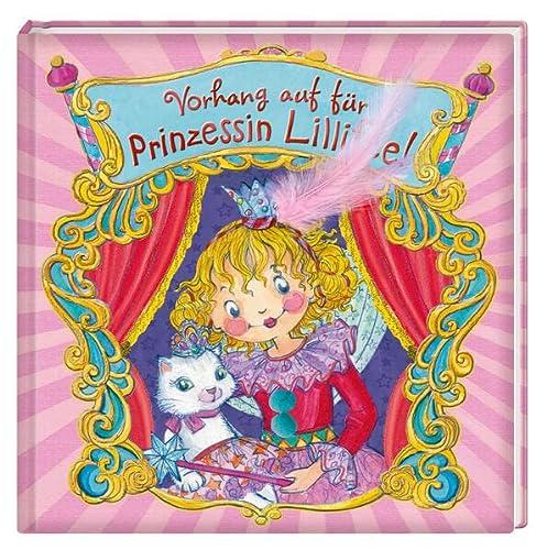 9783649614449: Vorhang auf f�r Prinzessin Lillifee!