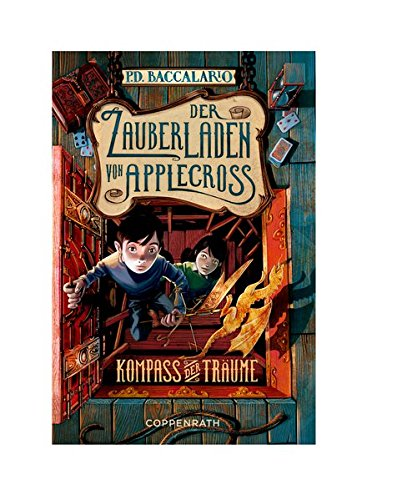 9783649615019: Der Zauberladen von Applecross Bd. 2: Kompass der Tr�ume
