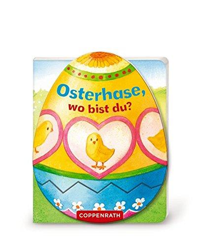 9783649615699: Osterhase, wo bist du?