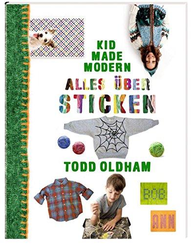 9783649616290: Kid Made Modern: Alles über Sticken