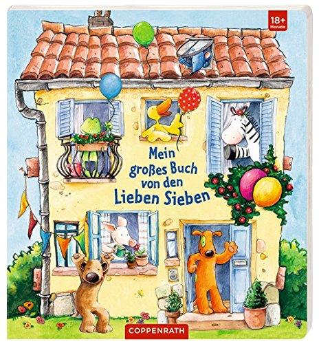 9783649617211: Mein gro�es Buch von den Lieben Sieben: Ab 18 Monate