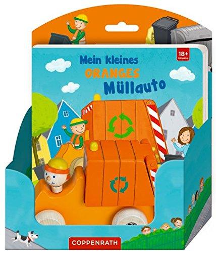 9783649617228: Mein kleines oranges Müllauto
