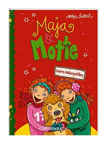 9783649617617: Maja & Motte feiern Weihnachten