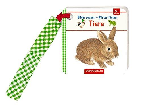9783649618010: Mein erstes Buch für den Buggy. Tiere: Ab 6 Monate