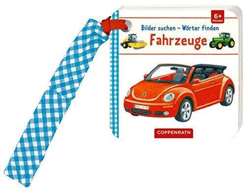 9783649618027: Mein erstes Buch für den Buggy. Fahrzeuge: Ab 6 Monate