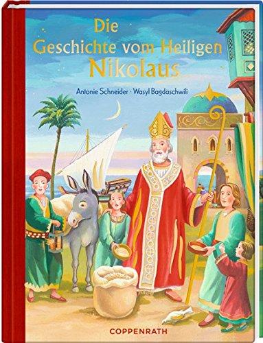 9783649619314: Die Geschichte vom Heiligen Nikolaus