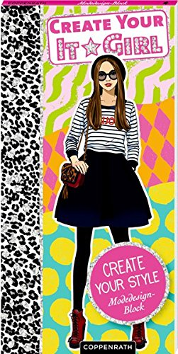 9783649622123: Create Your Style: Modedesign-Block