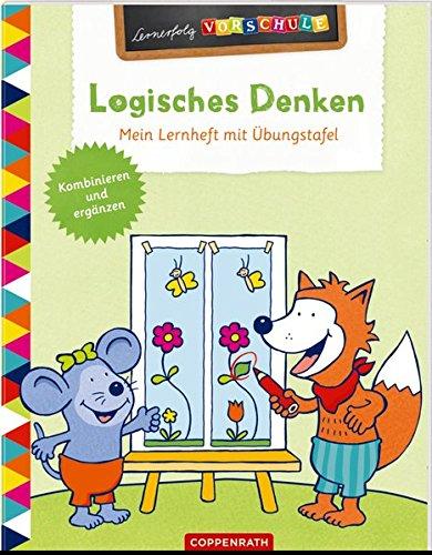 Logisches Denken: Mein Lernheft mit Übungstafel (Paperback): Birgitt Carstens