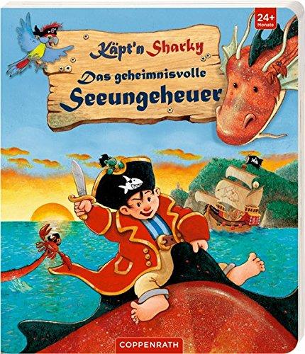 Käpt'n Sharky: Das geheimnisvolle Seeungeheuer - Langreuter, Jutta