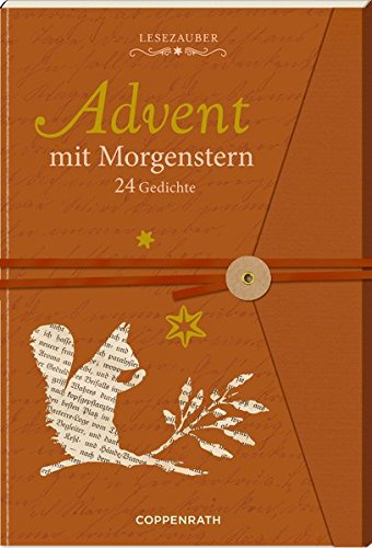 9783649666790 Advent Mit Morgenstern Briefbuch 24 Gedichte