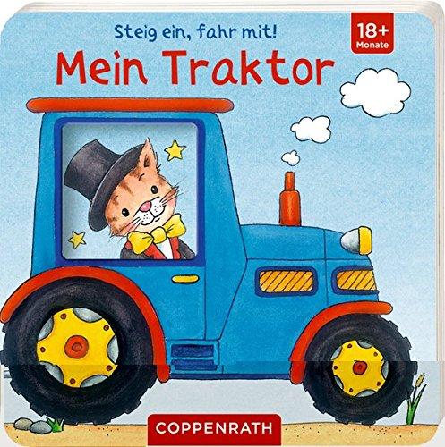 9783649668268: Steig ein, fahr mit! Mein Traktor