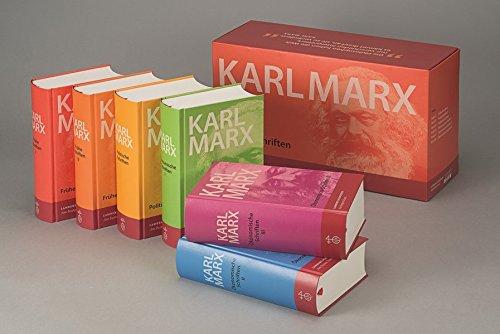 Werke, Schriften. 6 Bände: Karl Marx