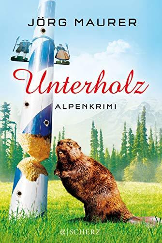 9783651000421: Unterholz: Alpenkrimi