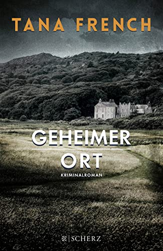 9783651000513: Geheimer Ort: Kriminalroman (Mordkommission Dublin 5)