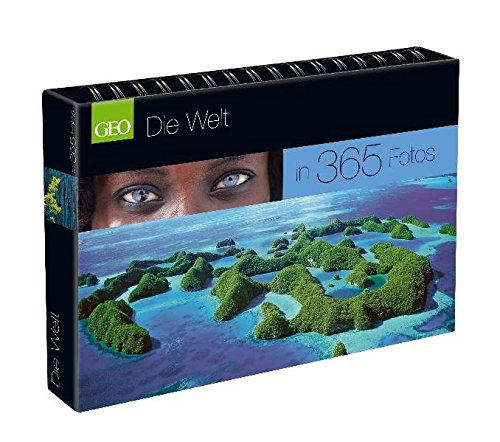 9783652000628: GEO Die Welt in 365 Fotos