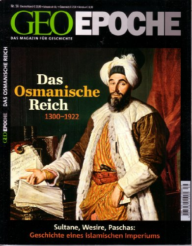 9783652000840: GEO Epoche Das Osmanische Reich inkl. DVD