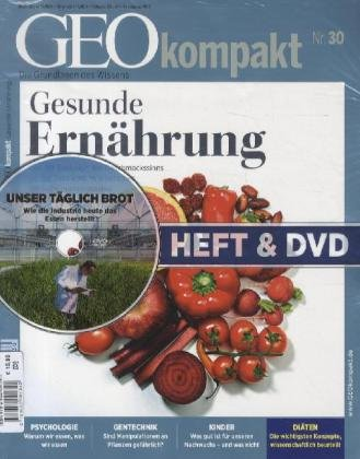 9783652001342: GEO kompakt Ernährung inkl. DVD