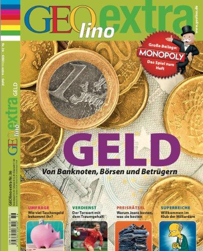 GEOlino extra Geld und Wirtschaft inkl. DVD: