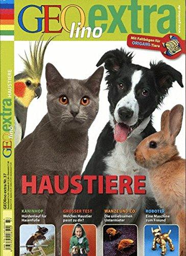 9783652002431: GEOlino Extra Haustiere inkl. DVD