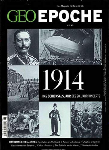 9783652003421: GEO Epoche 1914