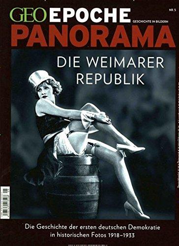9783652004527: GEO Epoche PANORAMA Weimarer Republik